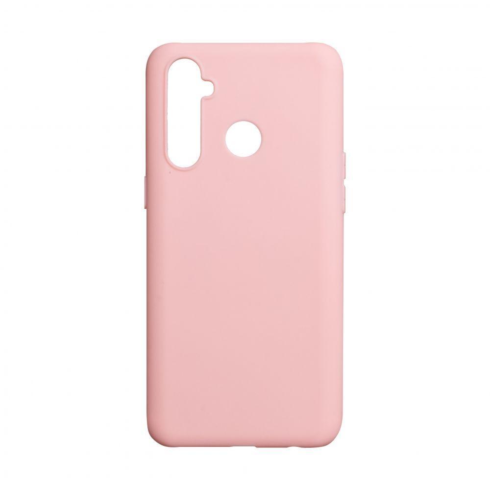 Чехол SMTT для Realme 5 Pro Цвет Розовый