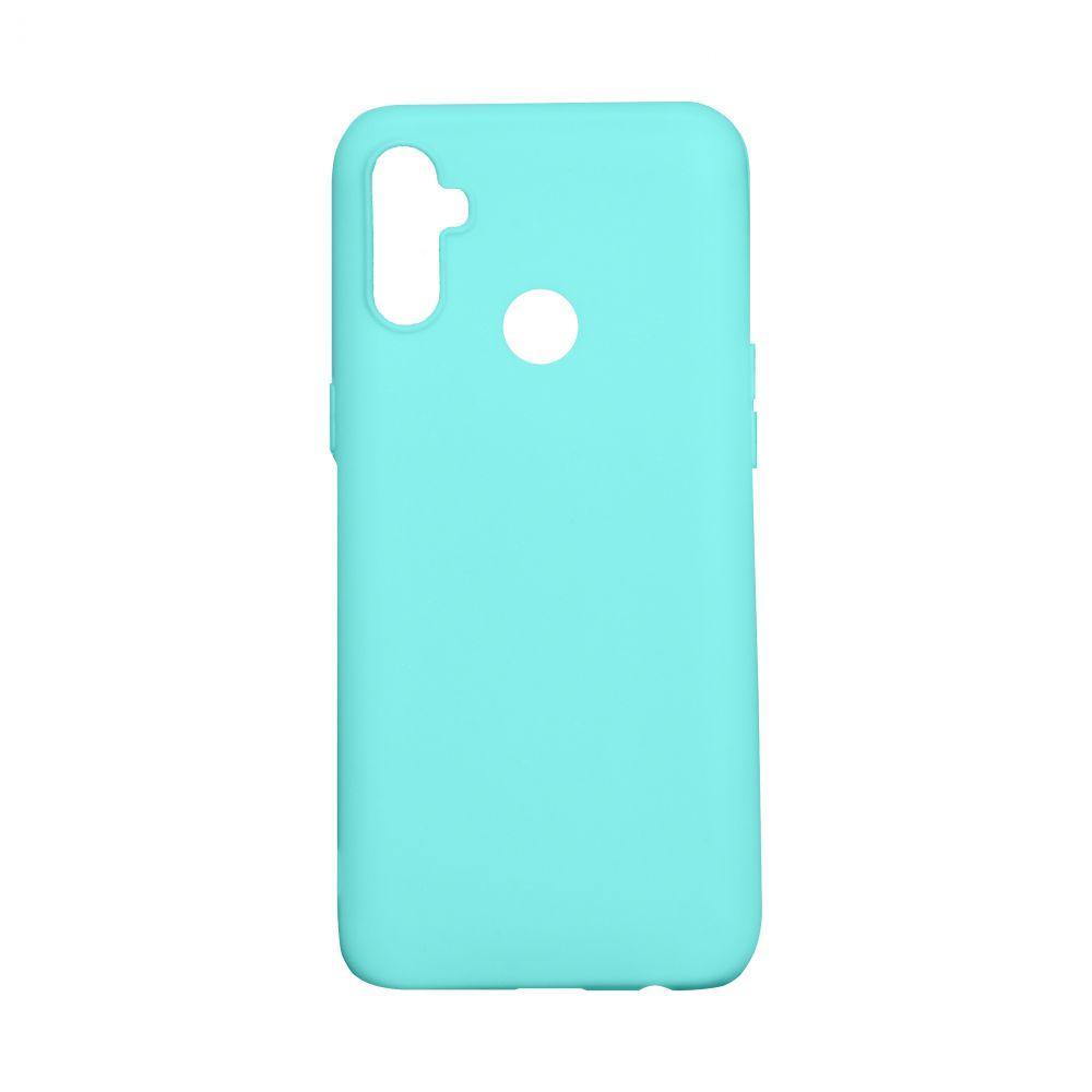 Чохол SMTT Realme C3 With finger Колір Бірюзовий