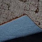 Ковровое покрытие Associated Weavers Bologna 44 коричневый цвет 4 метра, фото 2