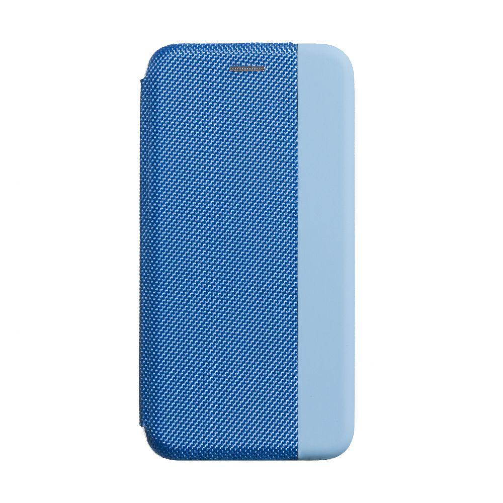 Чохол-книжка Strip color for Huawei P40 Lite Колір Синій