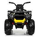Детский одноместный электромобиль квадроцикл Bambi M 4081EBLR-2-6 с пультом управления / цвет черно-желтый **, фото 2