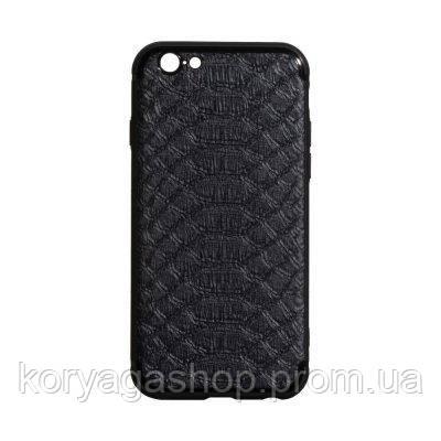 Чехол для телефона Tpu Leather Croco with Magnit for Apple Iphone 6G SKL11-233513