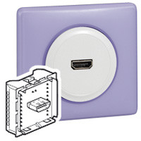 Розетка аудио/видео HDMI тип A - Программа Celiane