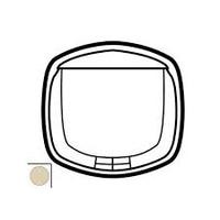 Лицевая панель - Программа Celiane - выключатель с ключом-карточкой Кат. № 0 675 63/64 - слоновая кость