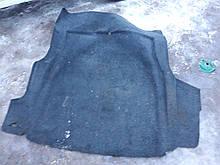 Ковёр багажного отсека Газ 3110 31105 б у.