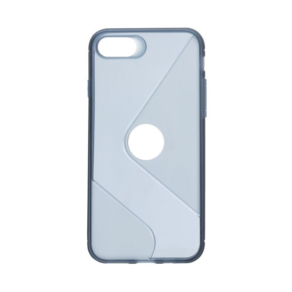 Чехол Totu Clear Wave для Apple Iphone 8 / SE 2020 Цвет Синий