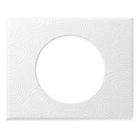 Рамка - Програма Celiane - ексклюзивна - 1 пост - фарфор біла феєрія