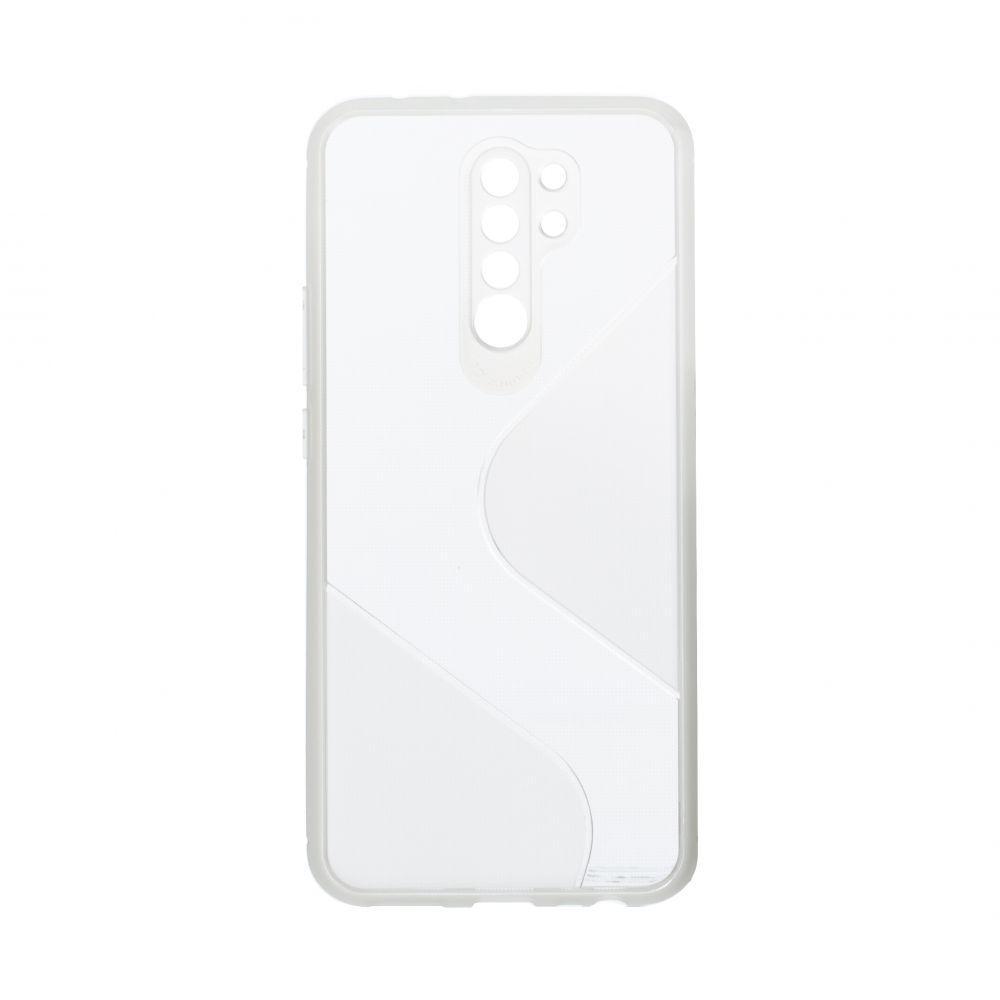 Чехол Totu Clear Wave для Xiaomi Redmi 9 Цвет Белый