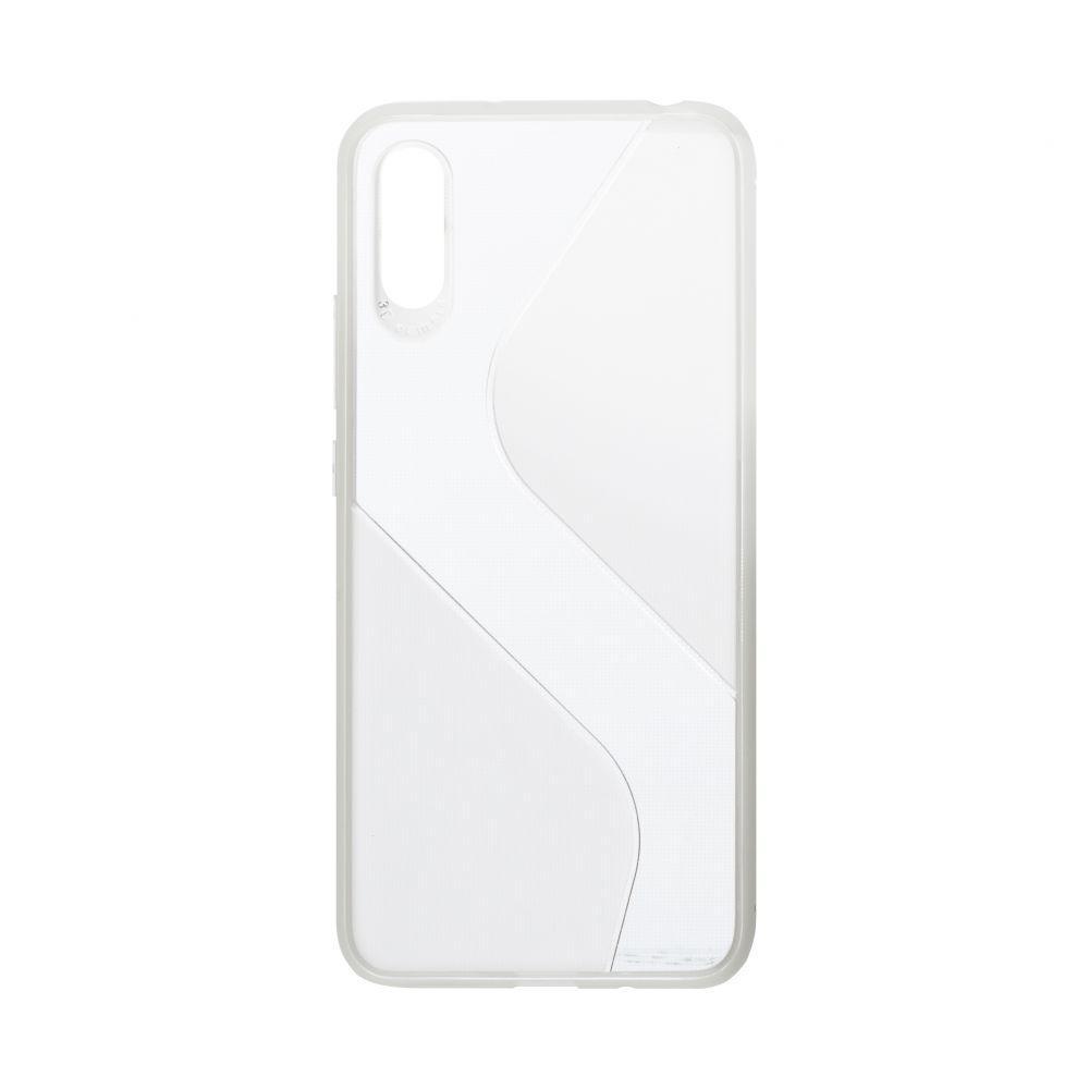 Чехол Totu Clear Wave для Xiaomi Redmi 9А Цвет Белый