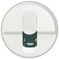 Celiane Лицьова панель розетки 1 x RJ45 кат.6 (для UTP, FTP, SFTP) Білий
