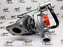 Турбокомпрессор для двигателя Perkins AK на JCB 3CX/4CX (02/202400, 02/201880), фото 3
