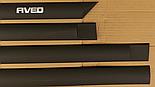 Молдинги на двери Klimek Chevrolet Aveo I 2002-2011 Т200, Т250, фото 3