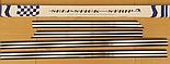 Молдинги на двери Klimek Chevrolet Aveo I 2002-2011 Т200, Т250, фото 4