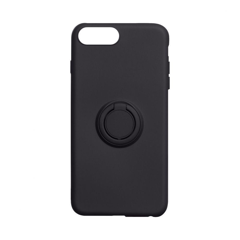 Чехол Ring Color для Iphone 7 Plus / 8 Plus Цвет Чёрный