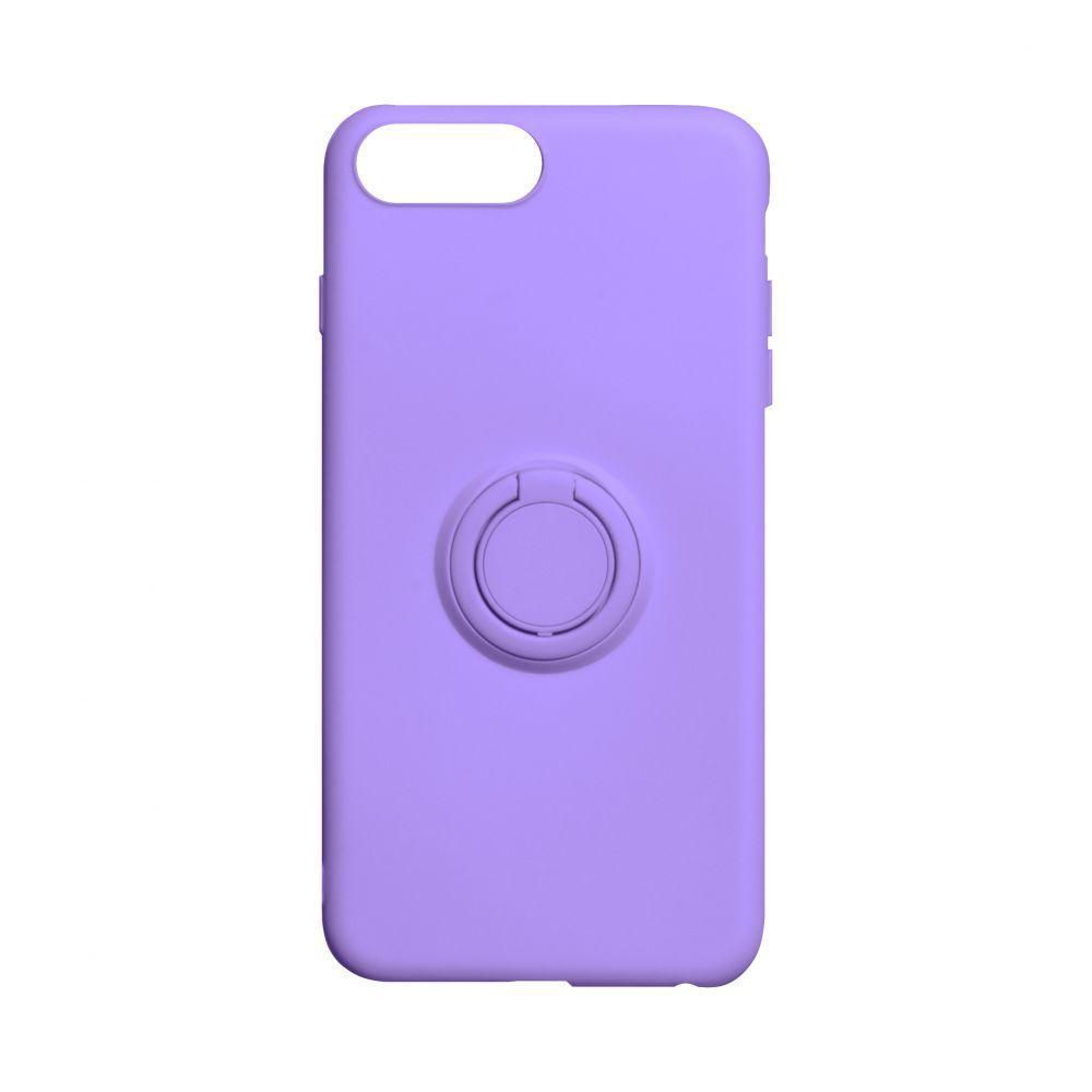Чехол Ring Color for Iphone 7 Plus / 8 Plus Цвет Фиолетовый