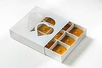 Свечи чайные из натурального пчелиного воска. Набор 9 шт