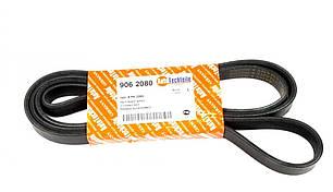 Ремень генератора (без кондиционера) Mersedes Vito 638 2.2CDI 96-03  AUTOTECHTEILE (Германия) 906 2080