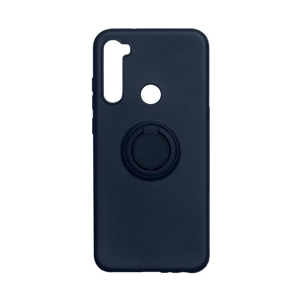 Чехол Ring Color for Xiaomi Redmi Note 8T Цвет Тёмно-Синий