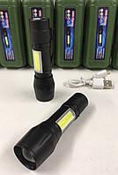 Фонарик police BL-511/ 513 XPE,zoom,ЗУ USB (240), фото 1