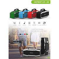 Bluetooth колонка HOPESTAR A9 SE Зеленая