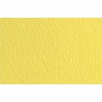 Бумага для пастели B2 Fabriano Tiziano 50x70см 160г/м2 лимонный limone среднее зерно (8001348157489)