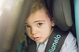 Детское автокресло Lionelo SANDER GREY, фото 7