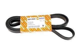 Ремень генератора (с кондиционером) Mersedes Vito 638 2.3D 58kw 96- AUTOTECHTEILE (Германия) 906 2080