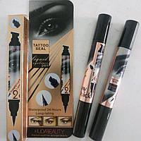Подводка-штамп для глаз(черная)Huda Beauty
