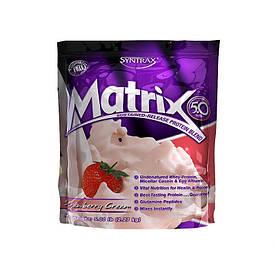 Протеїн Syntrax Matrix, 2.27 кг Полуниця