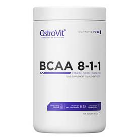 BCAA OstroVit BCAA 8-1-1, 400 грамм Натуральный