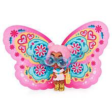 Ігровий набір казкова фея Памела Hatchimals Pixies Дикі крила з аксесуарами