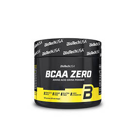 BCAA BioTech BCAA Zero, 180 грамм Лимонный чай