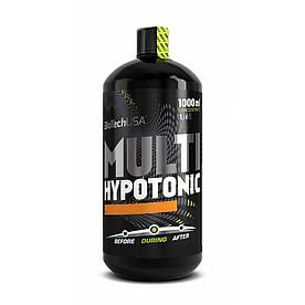 Изотоники BioTech Multi Hypotonic Drink, 1 литр Апельсин