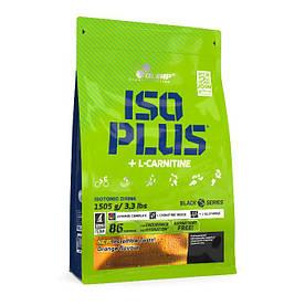 Изотоники Olimp Iso Plus, 1.5 кг Апельсин