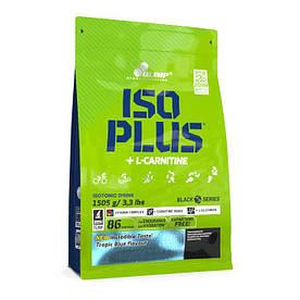 Изотоники Olimp Iso Plus, 1.5 кг Тропик