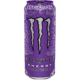 Напої Monster Energy Ultra Violet, 500 мл