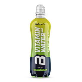 Напитки BioTech Vitamin Water Zero, 500 мл Лимон