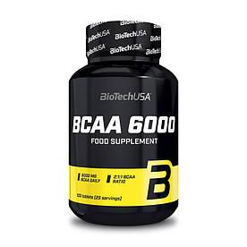 BCAA BioTech BCAA 6000, 100 таблеток