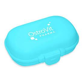 Аксессуары OstroVit Pharma Pill Box, голубая