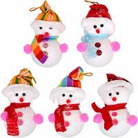 От 10 шт. Снеговик 12-127/YY1701 купить оптом в интернет магазине От 10 шт.
