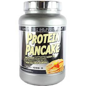 Заменитель питания Scitec Protein Pancake, 1.036 кг Без вкуса
