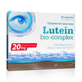 Натуральная добавка Olimp Lutein Bio-Complex, 30 капсул