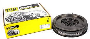 Демпфер / маховик зчеплення Mersedes Vito 639 (двигун OM651) 2.2 CDI 2010 - LuK (Німеччина) 415 0660 10