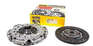 Комплект сцепления (корзина + диск) Mersedes Vito 639 2.2 cdi (03-09) d=240mm LuK (Германия) 624 3162 09