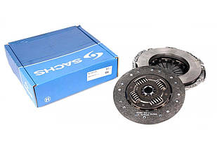 Комплект зчеплення (корзина + диск) Mersedes Vito 639 2.2 CDI 2010 - SACHS (Німеччина) 624 3408 09