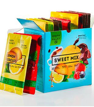 Сбалансированное питание Energy Diet Smart «Sweet Mix Blue»