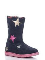 Осіннє взуття для дівчаток, Сапоги для девочек, детские ботинки Agatha Ruiz De la Prada Spain