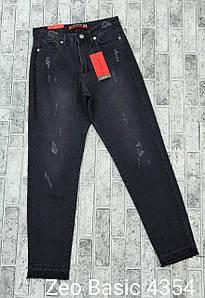 Турейкие джинсы-мом коттон Zeo Basic 4354 (34-40)