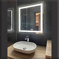 Зеркало с LED подсветкой, 800х800мм, L12А, фото 1