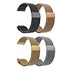 Міланський ремінець з металевим плетінням для Samsung Gear S2 Classic 20 мм, фото 2
